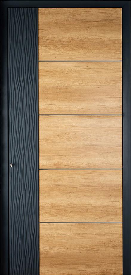 Paneles de puertas. Puertas decorativas y especiales. Puertas unicas.