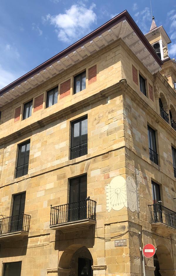Casa Grande Hotel, Grañon