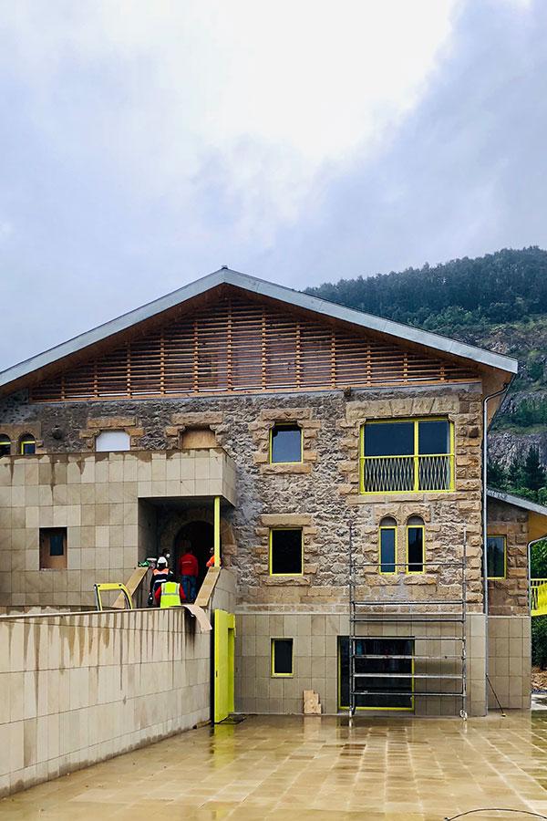 Casa rural en Lemoa